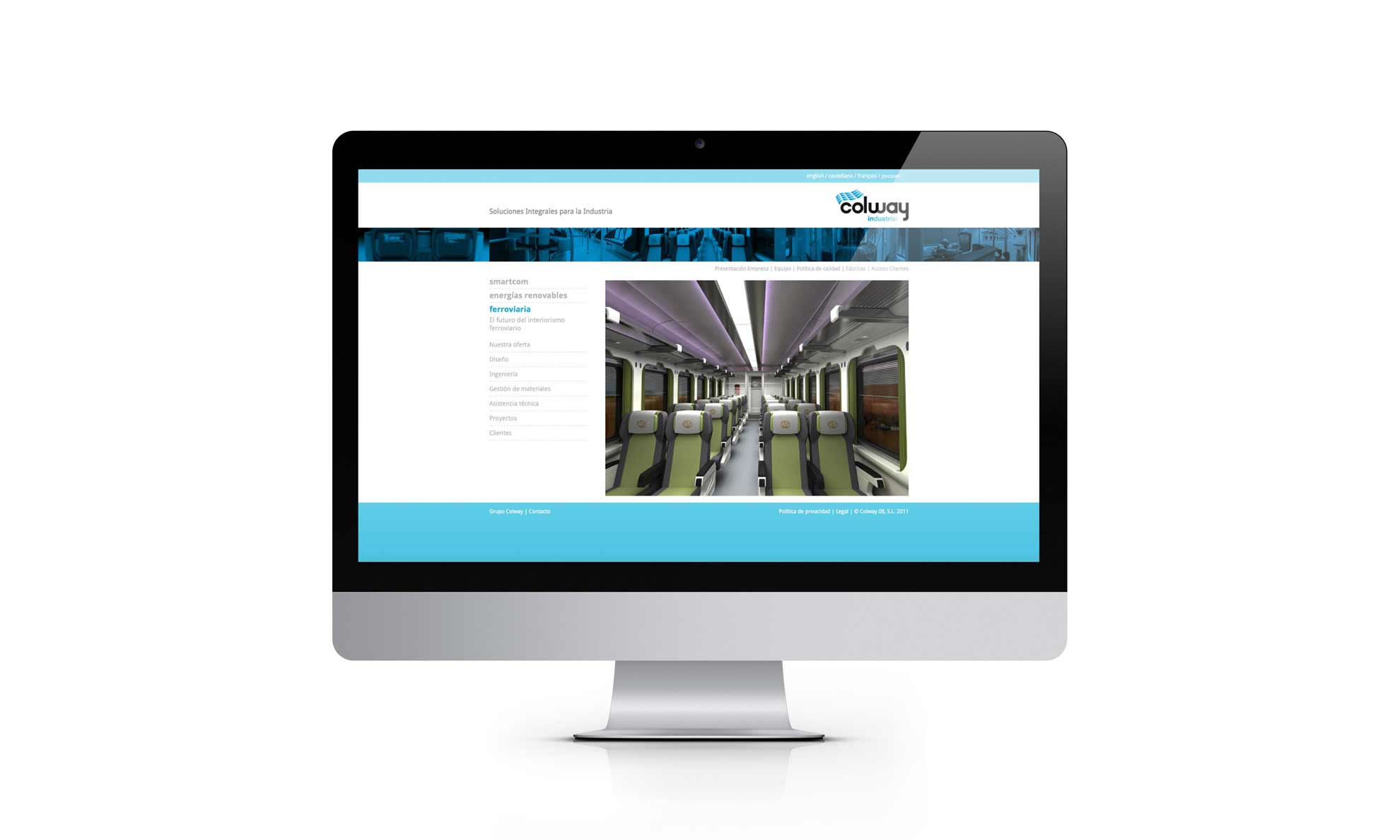 www.colway_ferroviaria