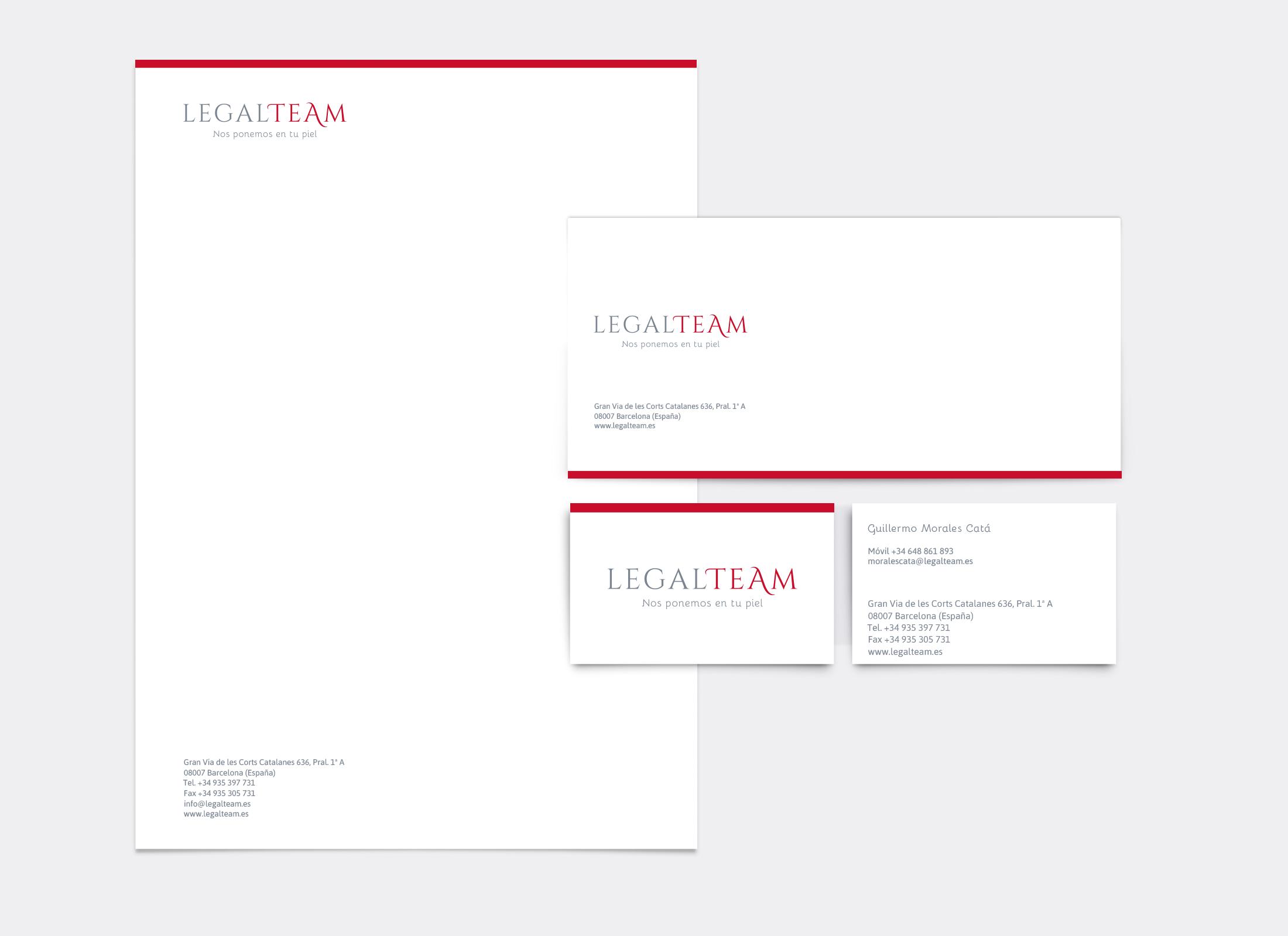 identidad legalteam
