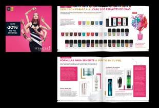Revista Sephora Abril14